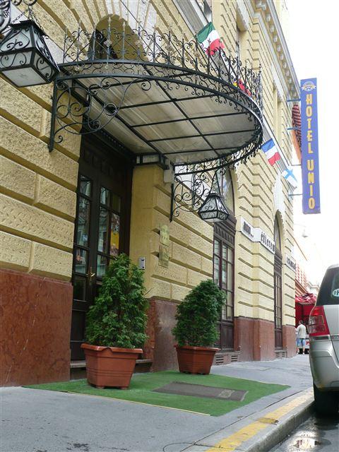 City Hotel Unio***